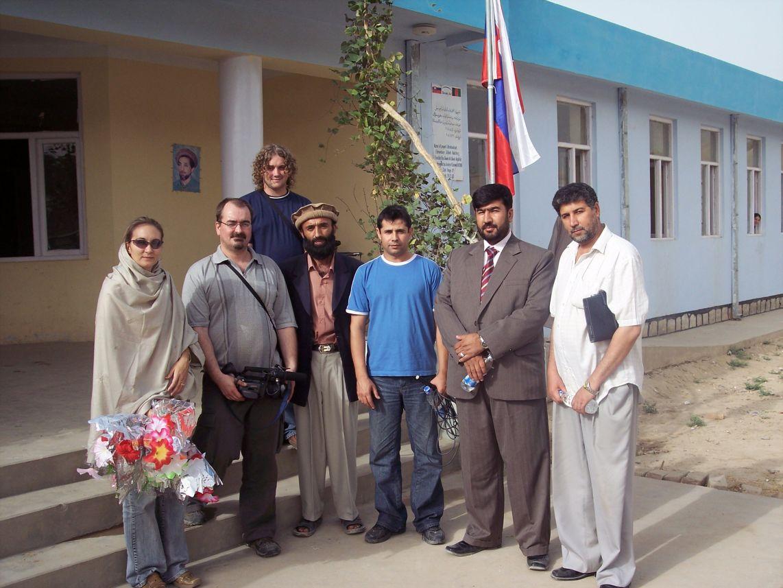 Slovenský Afganec Azim Farhadi: Aj cudzinec môže byť najlepší priateľ.