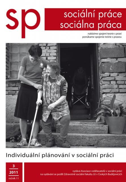 6dbedb241c Individuální plánování je téma nového čísla časopisu Sociální práce ...