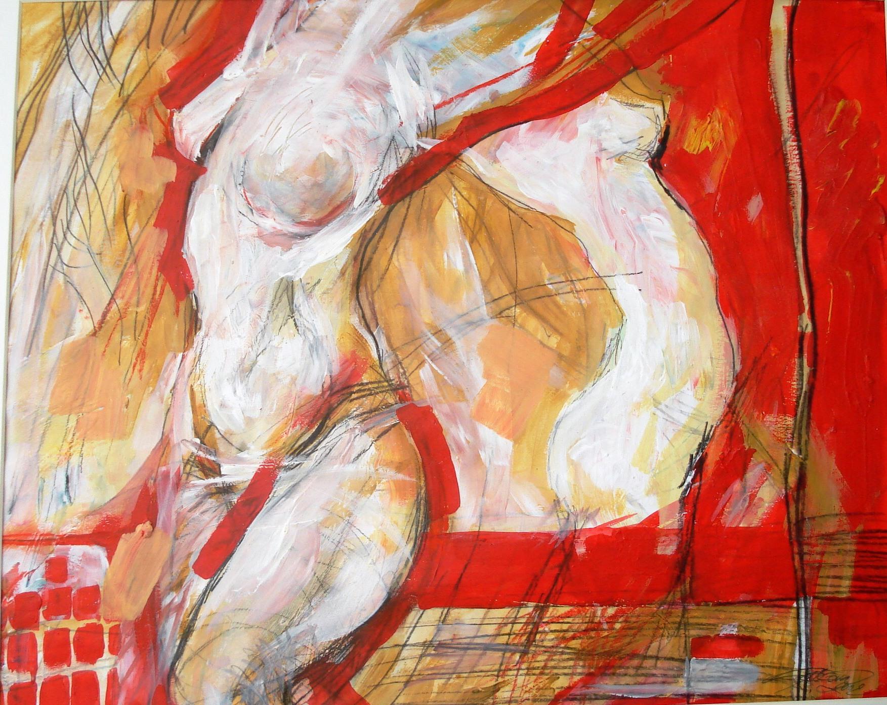Ilustrácia: akad. mal. Veronika Lučeničová Gabčová PhD. (2009)