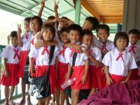 1. deň v súkromnej škole (deti z House of Family)