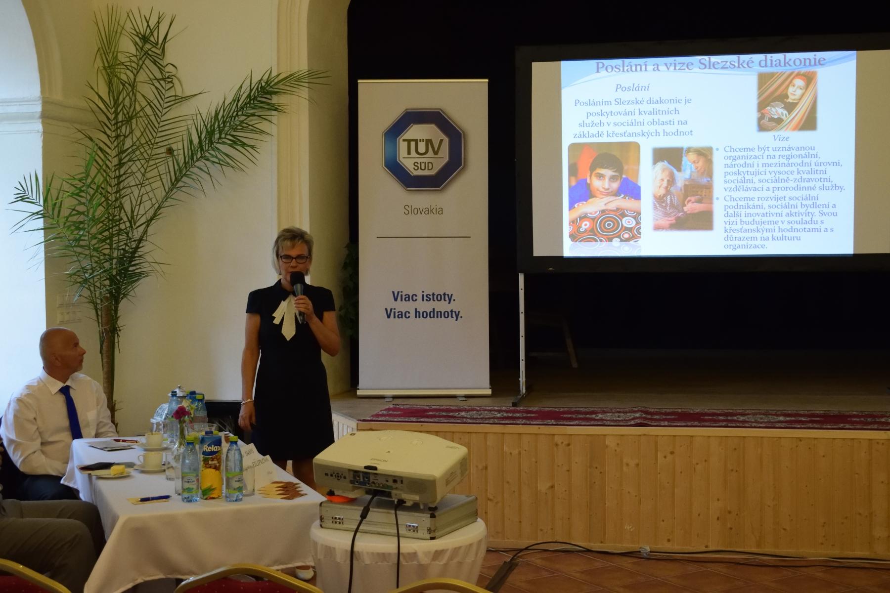 Foto: Mgr. Zuzana Filipková, PhD. (Slezská diakonie)
